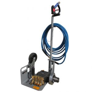BCS Power Washer Attachment