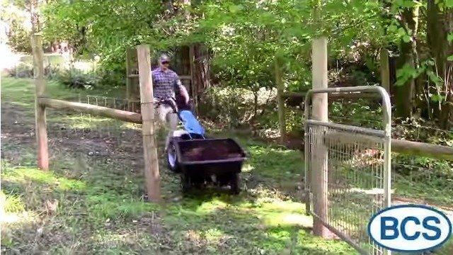 Buddy Cart BCS Attachment