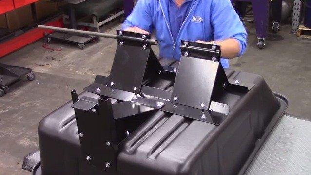 Assembling the Cart