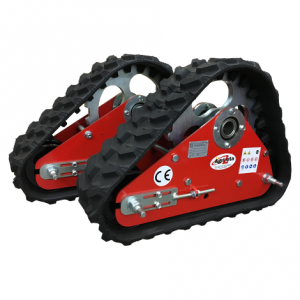 Rubber Tracks for Model 660