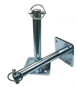 wheel weight barbell hangers